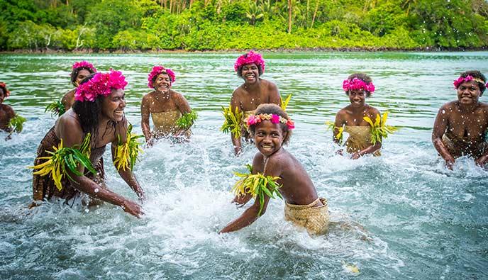 Explore Vanuatu - People
